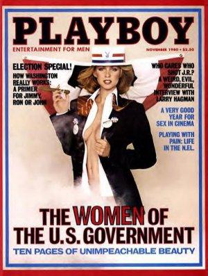 Playboy -- November 1980