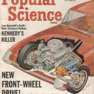 Popular Science Magazine -- April 1965