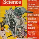 Popular Science Magazine -- August 1965