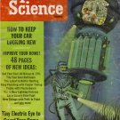 Popular Science Magazine -- September 1965
