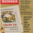 Popular Science Magazine -- December 1965