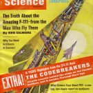 Popular Science Magazine -- May 1968