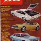 Popular Science Magazine -- February 1970