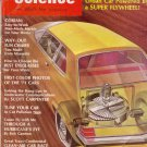 Popular Science Magazine -- August 1970
