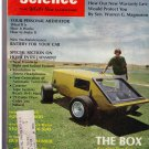 Popular Science Magazine -- November 1970