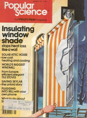 Popular Science Magazine -- January 1979