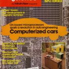 Popular Science Magazine -- August 1979