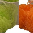 BATH AND BODY NYLON POUFS