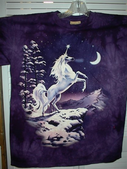 Majestic Unicorn   Adult M