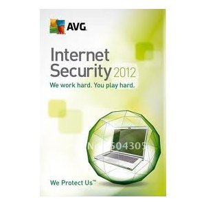 AVG Internet Security 2012 - License Good Till 2018 x86