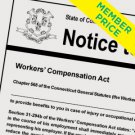 Compliance Poster: Workers&#39; Compensation [member price]