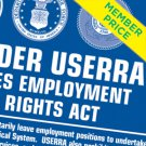 Compliance Poster: Your Rights Under USERRA [member price]