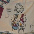 Daisy kingdom Noah's Ark Vest Project Fabric Child 4 - 10