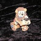* Boyd's Bears & Friends Bear Lamb Daniel 6:22 Bear & Lamb 11E/3639