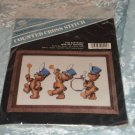 Banar Designs Counted Cross Stitch Pattern Bear on Parade CSK-25