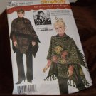 Simplicity Sewing Pattern 3982 - Patty Reed Designs Pants and Wrap