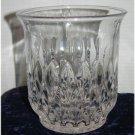 Beveled Cut Large Lenox Crystal vase