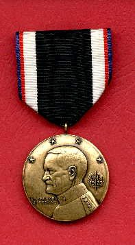 2. WWI Army of Occupation Service medal