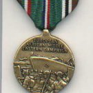 WWII EUROPEAN THEATER OF OPERATIONS MEDAL WITH RIBBON BAR