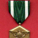US Navy and Marine Commendation medal with ribbon bar
