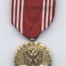 US Army Good Conduct medal with ribbon bar