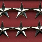 Pair of Three Star General's rank insignia