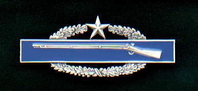 Combat Infantry Badge 2nd Award