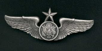 Senior US Aircrew Wings
