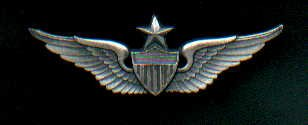 Army Senior Pilot Wings