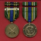Korean Defense Service medal with ribbon bar