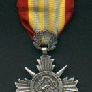Vietnam Honor medal 2nd Class with ribbon bar