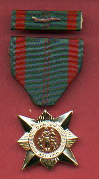 Vietnam Civil Action 2nd Class with ribbon bar