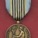 Airman's medal with ribbon bar