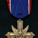 US Army Distinguished Service Cross with ribbon bar