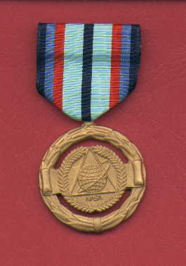 NASA Exceptional Achievement medal
