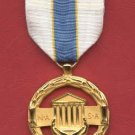 NASA Exceptional Administrative Achievement medal