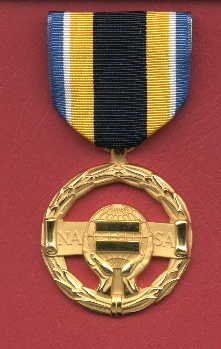 NASA Equal Employment Opportunity Medal