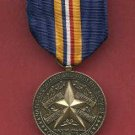 US National Guard and Reserve medal with ribbon bar