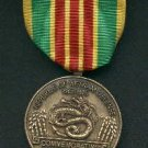 Vietnam Service Commemorative medal with ribbon bar