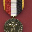 Operation Iraqi Freedom medal with ribbon bar