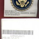 US Presidential Service White House badge in original issue box