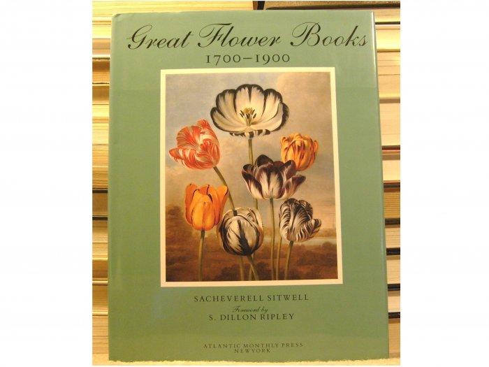 Great Flower Books, 1700-1900