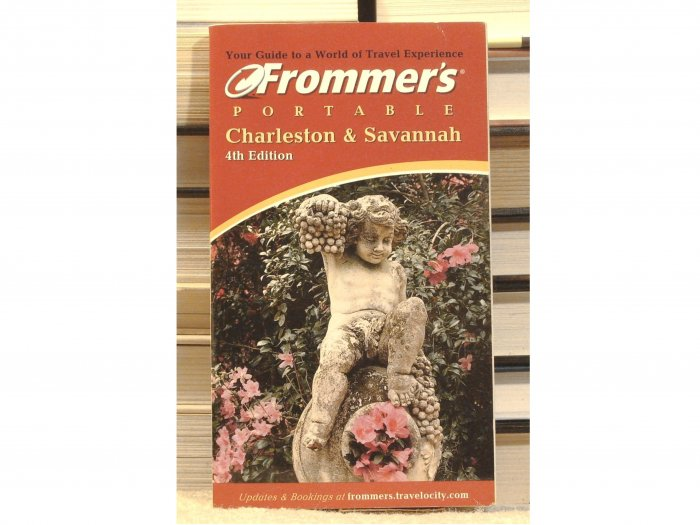 Portable Charleston and Savannah, Frommer's