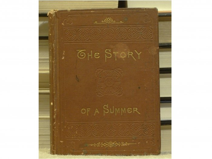 The Story of a Summer; or, Journal Leaves from Chappaqua