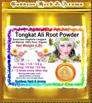 Tongkat Ali Powder (Eurycoma longifolia Longjack) Organic Grown All Natural - 2 LBS