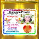 Cinnamon powder 3% oil grade A Indonesia Organic Grown All Natural- 1 LB