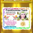 Frankincense Tears Ethiopia (Boswellia carteri) Organic Grown All Natural - 1 LB