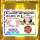 Mangostein Powder (Mangosteen, Garcinia Mangostara) Organic Grown All Natural Wild Crafted - 1LB