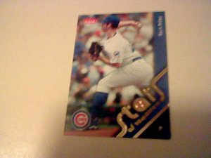 2006 Fleer Mark Prior Star Of Tomorrow Insert Card #ST-6