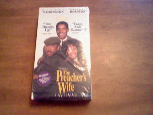 1989 The Preachers Wife VHS